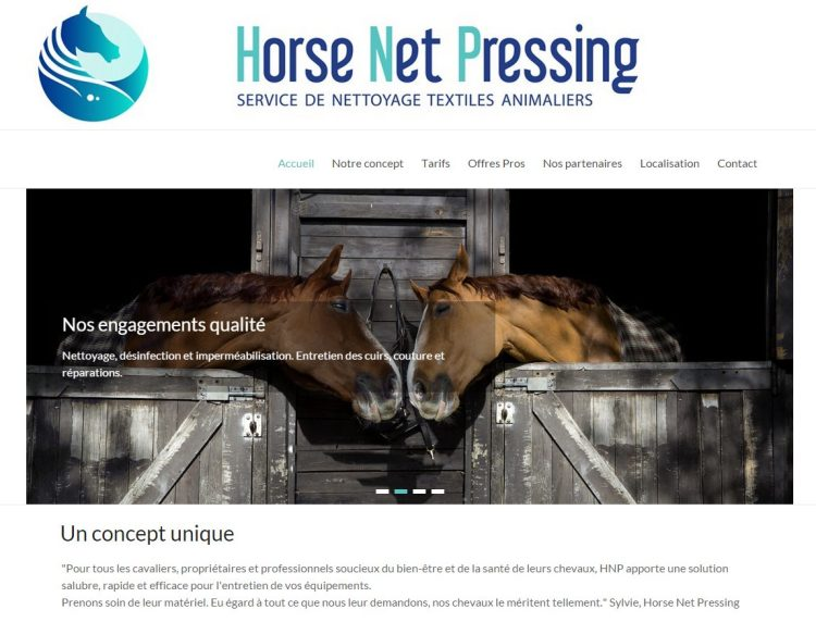 Site Web Horse Net Pressing 2015